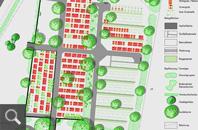 375   Friedhof Treffelhausen Erweiterung - Bestandsplan