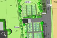 388   Friedhof Schnittlingen Erweiterung - Entwurfsplanung