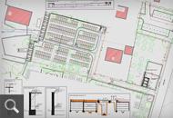 259 | Friedhofserweiterung 1. Bauabschnitt - Ausführungsplan