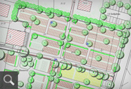 259 | Friedhofserweiterung - Entwurfsplan